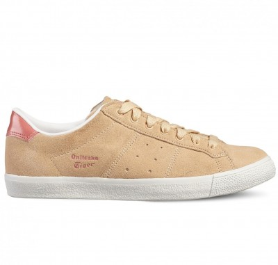 Asics Lawnship Sneaker Damen Schuhe peach