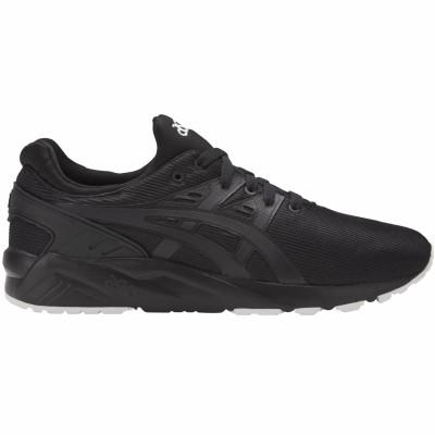 Asics Tiger Gel-Kayano Trainer Evo Sneaker Herren Schuhe schwarz