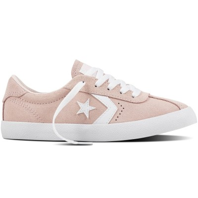 Converse Breakpoint OX Sneaker Kinder Schuhe pink weiß