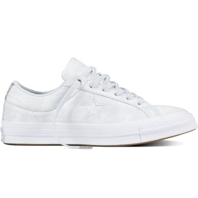 Converse One Star Peached Wash Sneaker