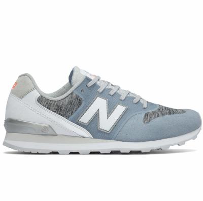 New Balance WR996 D Sneaker Damen Freizeitschuhe blau
