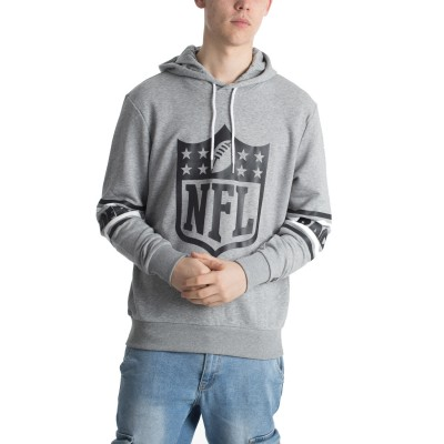 New Era NFL Badge Hoodie Oakland Raiders