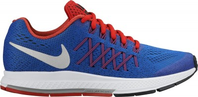Nike Air Zoom Pegasus 32 Kinder Laufschuh blau rot