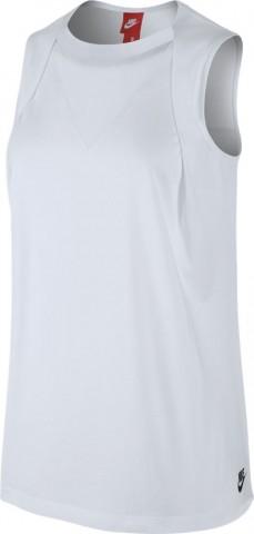 Nike Bonded Tank Top Damen weiß