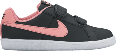 Nike Court Royale PSV Sneaker Kinder Schuhe anthrazit melon