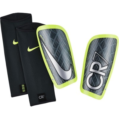 Nike CR7 Mercurial Lite Schienbeinschoner grün