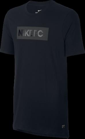 Nike F.C. Herren T-Shirt schwarz