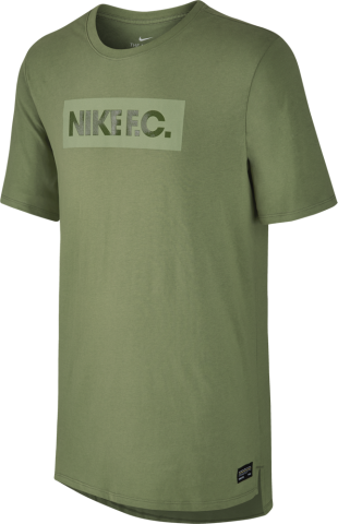 Nike F.C. Tee 1 Herren T-Shirt olive
