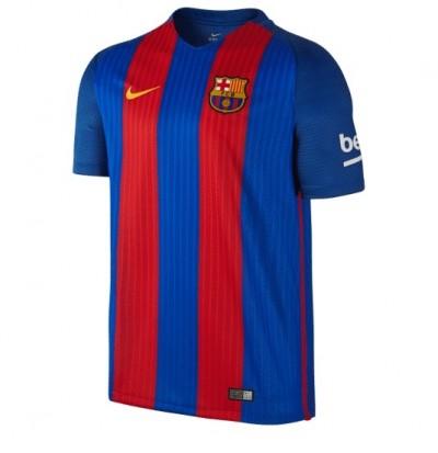 Nike FC Barcelona Stadium Home Trikot Kinder 2016/17 rot blau