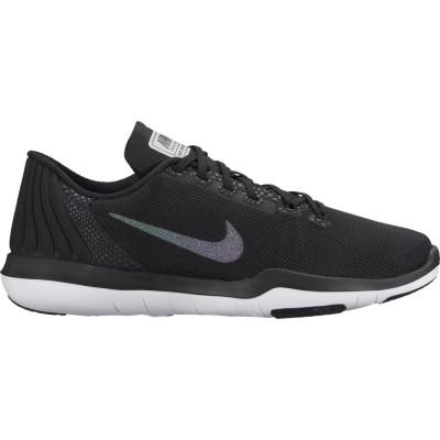 Nike Flex Supreme TR 5 Metallic Damen Trainingsschuh schwarz