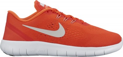 Nike Free Run GS Kinder Laufschuhe Running orange