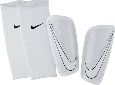 Nike Mercurial lite Schienbeinschoner weiss