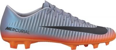Nike Mercurial Victory VI CR7 FG Herren Fußballschuhe Nocken grau orange