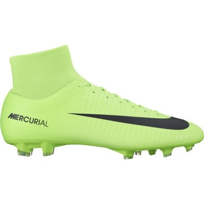 Nike Mercurial Victory VI Dynamic Fit FG Herren Fußballschuhe Nocken grün