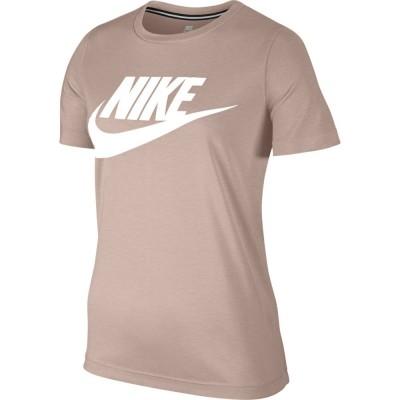 Nike Sportswear Essential Damen T-Shirt altrosa