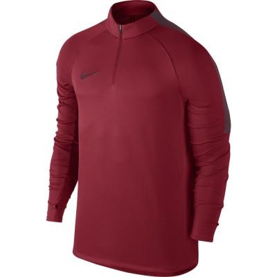 Nike Squad Dry-Fit Football Drill Top Herren Trainingsshirt rot