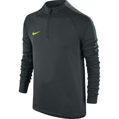 Nike Squad Football Drill Top Kinder Trainingsshirt anthrazit