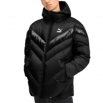 Puma MCS Shiny Puffer Down Jacket