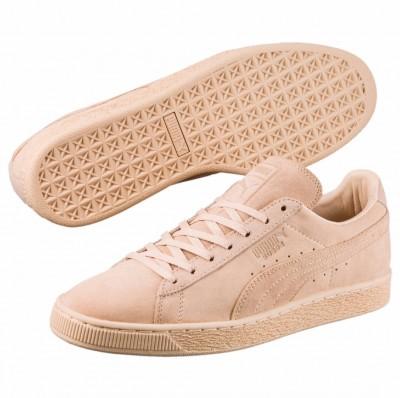Puma Suede Classic Tonal Sneaker Unisex Schuhe Natural Vachetta