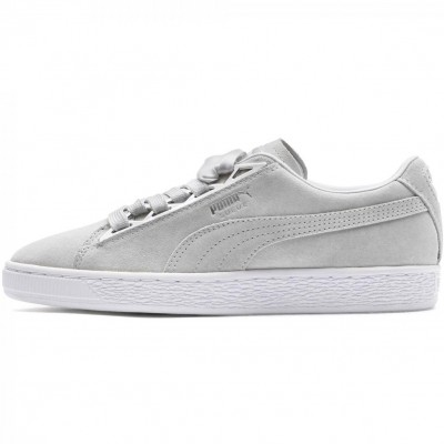Puma Suede Jewel Metallic Sneaker