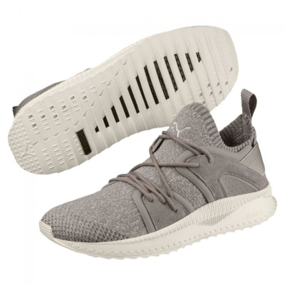 Puma Tsugi Blaze evoKNIT Sneaker Herren Schuhe grau