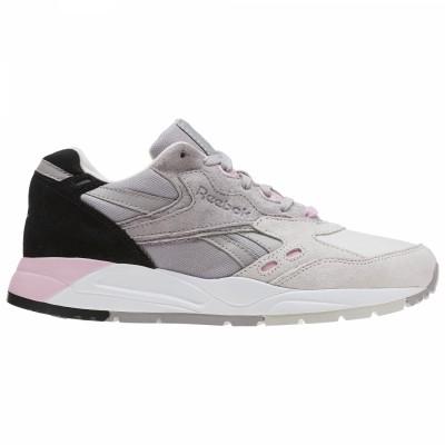 Reebok x Face Stockholm Bolton Sneaker Damen Schuhe grau pink