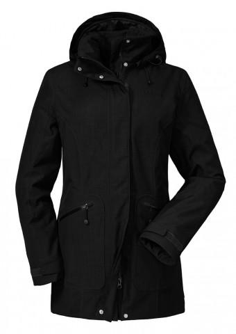 Schöffel Insulated Jacket Sedona1 Venturi Damenjacke schwarz
