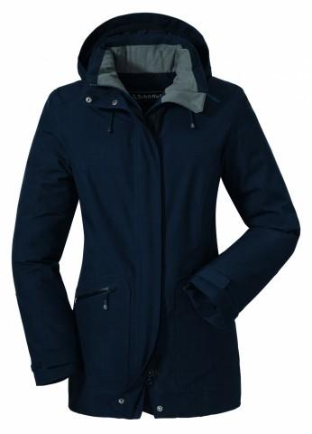 Schöffel Jacket Sedona Damen Outdoorjacke blau