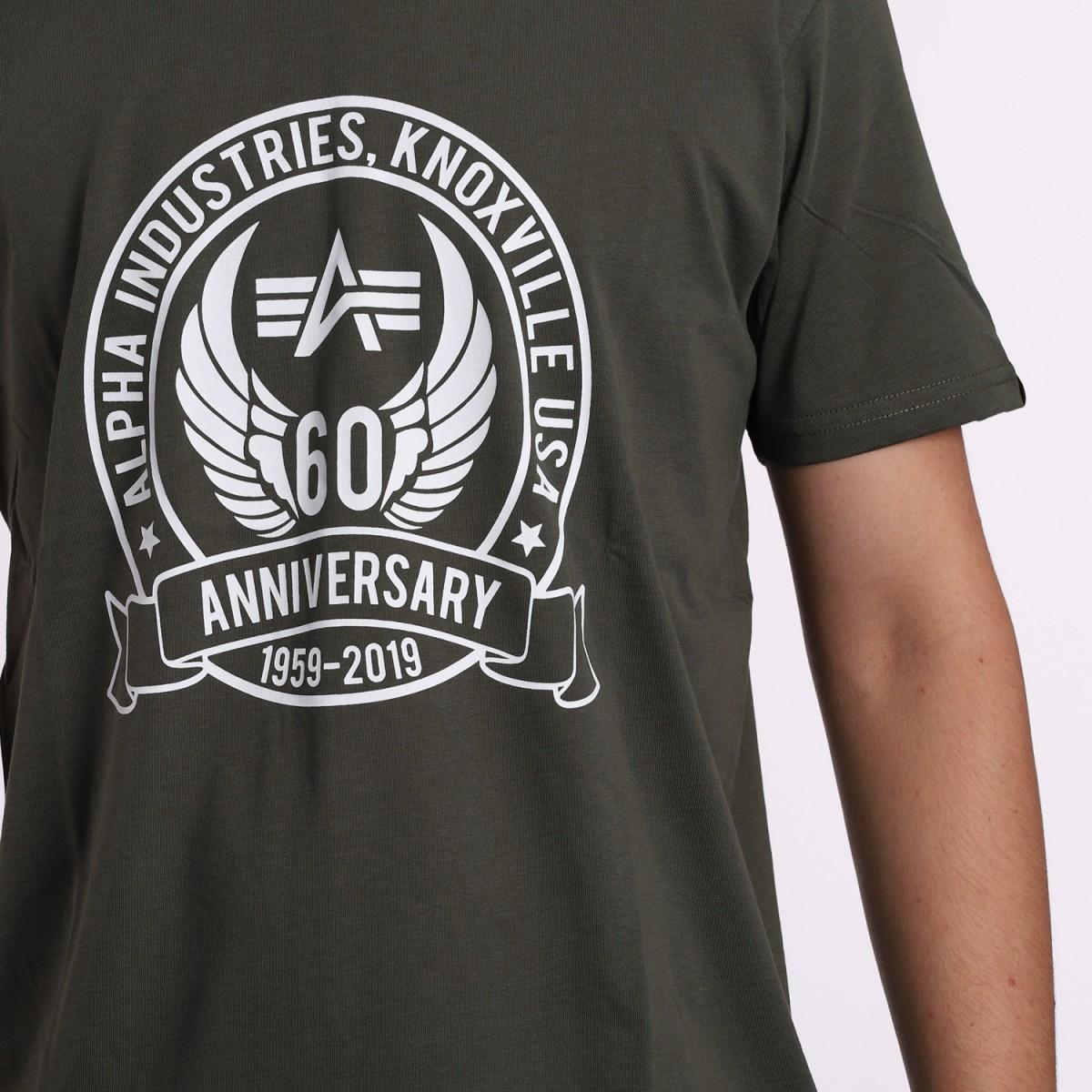 Alpha Industries Anniversary T-Shirt