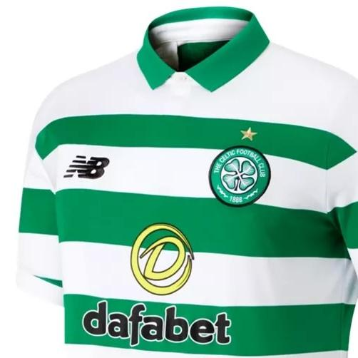 New Balance Celtic Glasgow Heimtrikot
