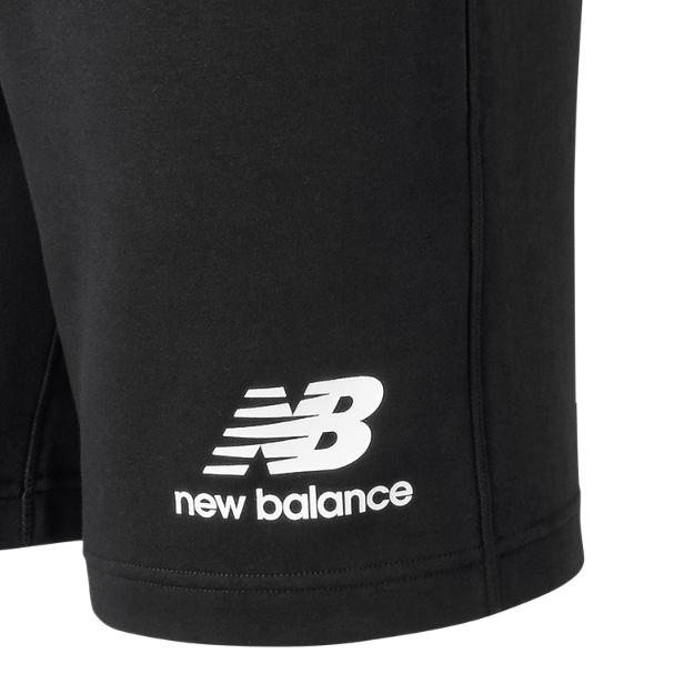 New Balance Essentials Stacked Logo Short