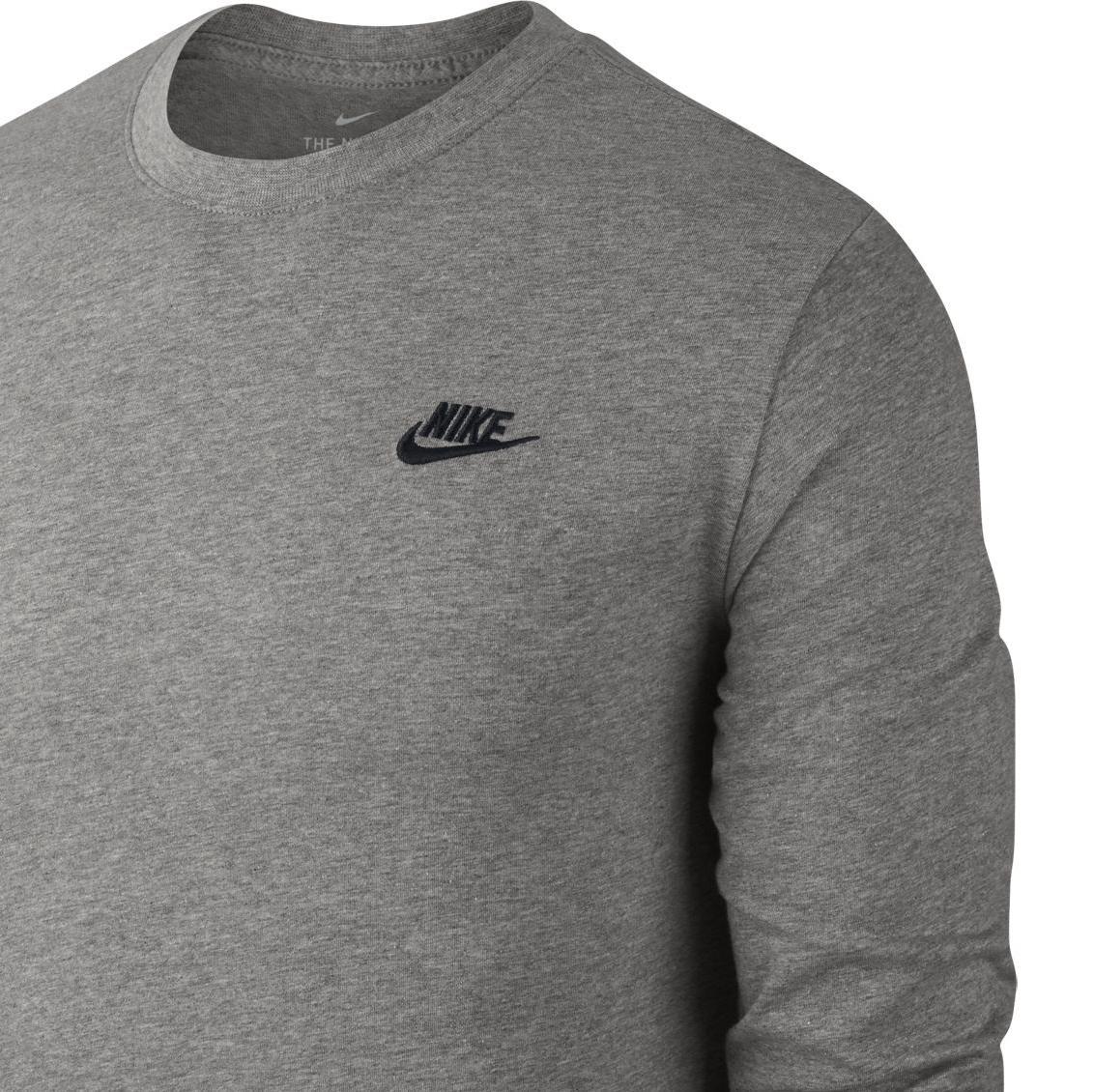 Nike Sportswear Club Longsleeve Tee