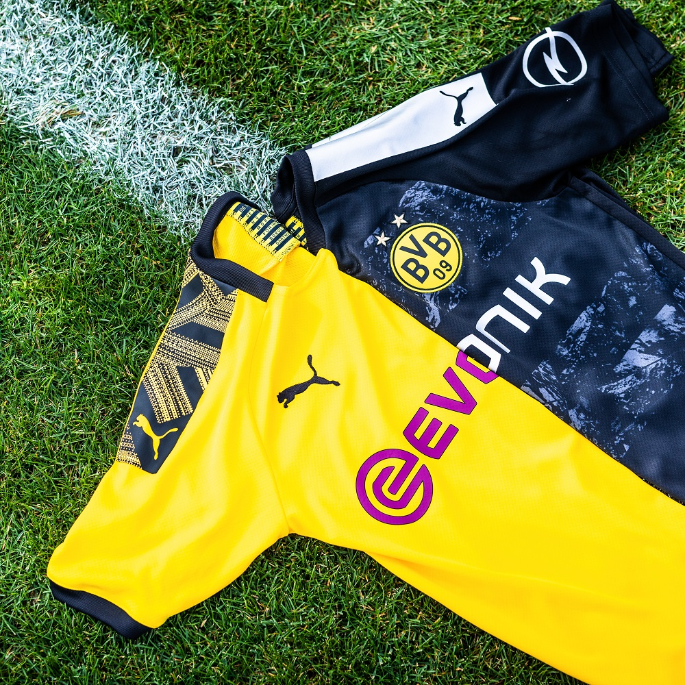 Puma Borussia Dortmund Auswärtstrikot