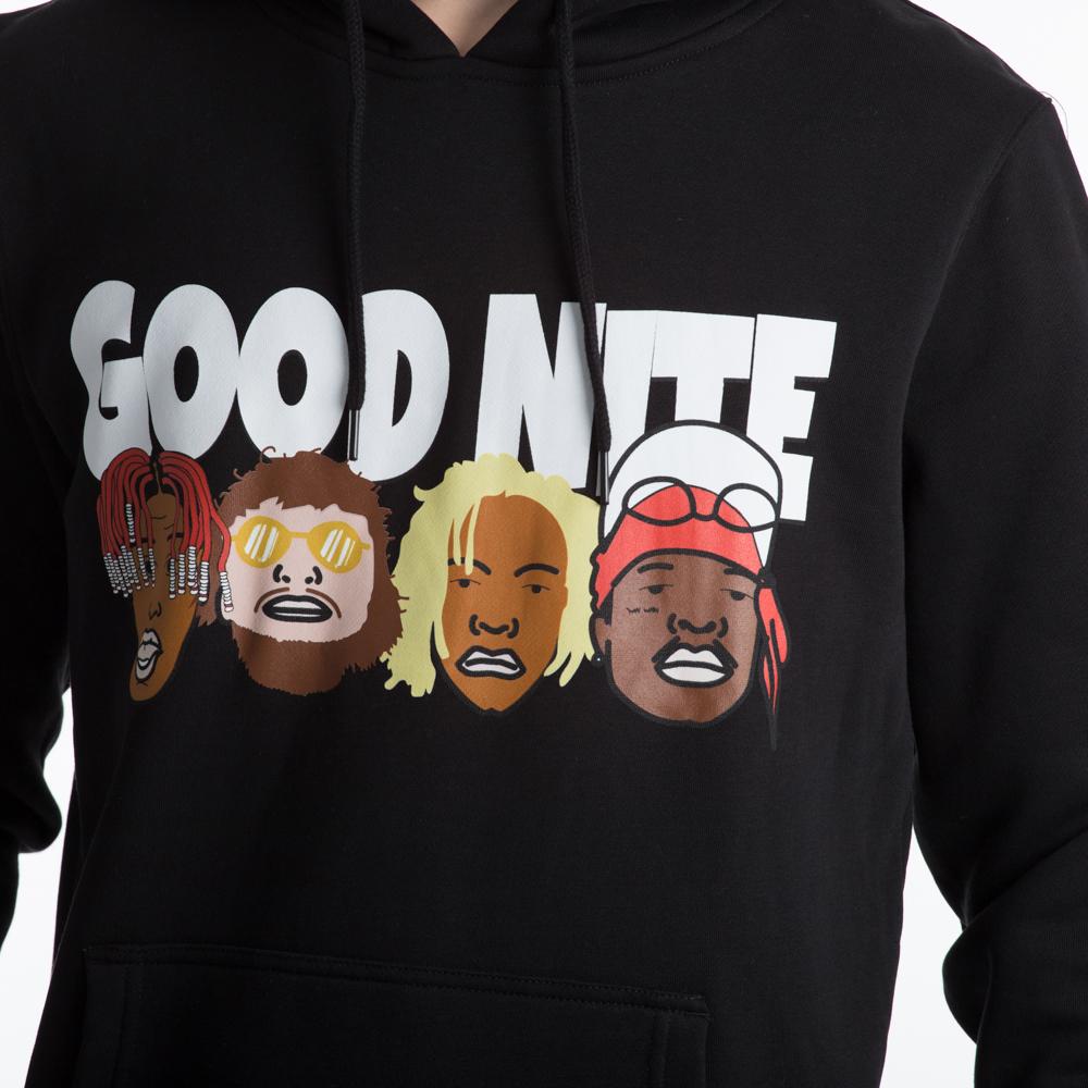 Urban Classics Goodnite Hoodie