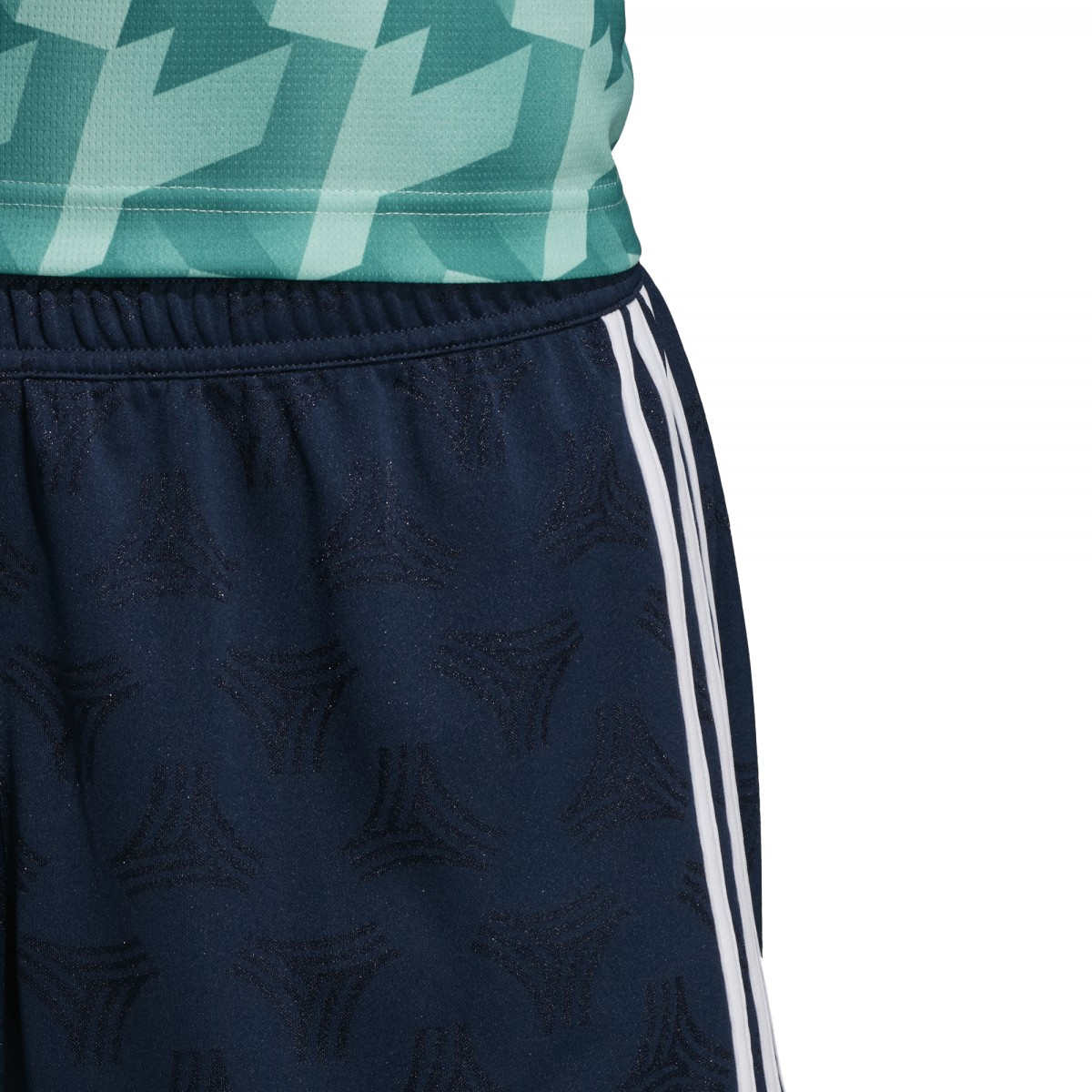 adidas Tango Jaquard Collegiate Navy Shorts Herren