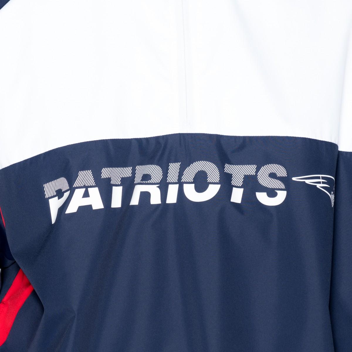 New Era England Patriots Windbreaker