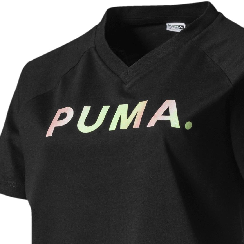 Puma Chase V-Neck Tee