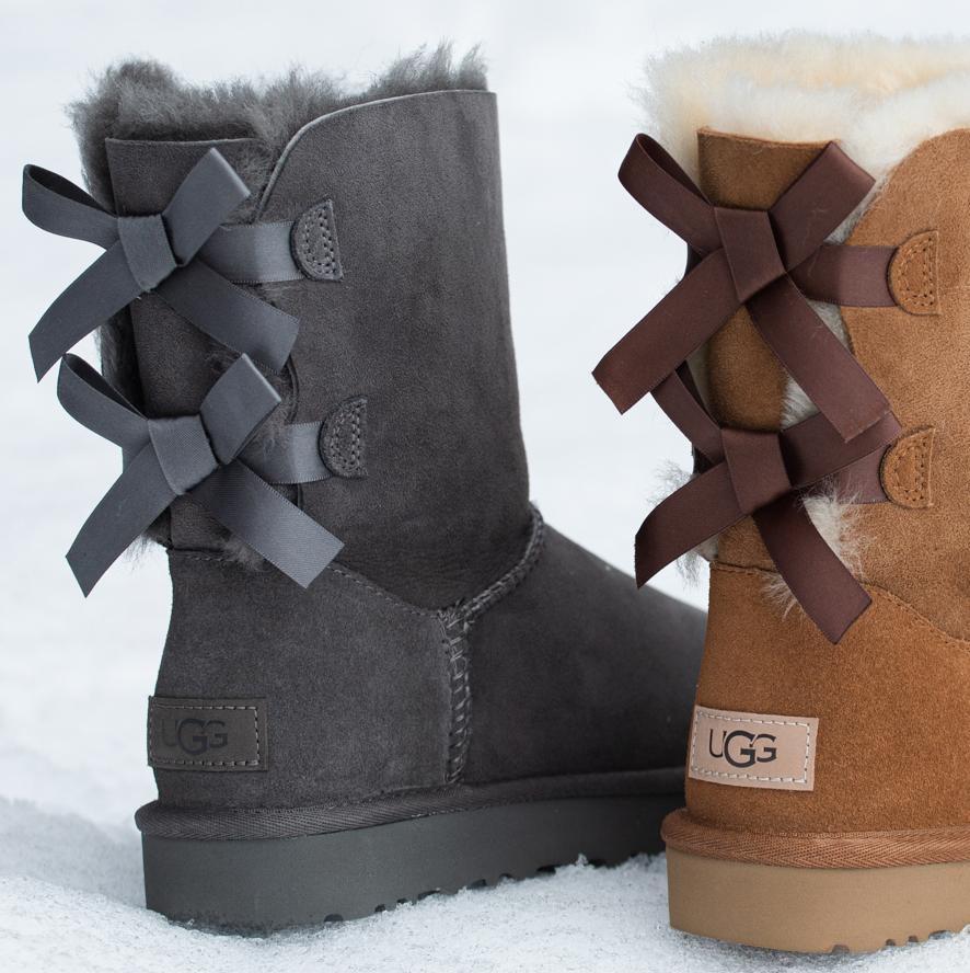 UGG Bailey Bow II Classic Boot