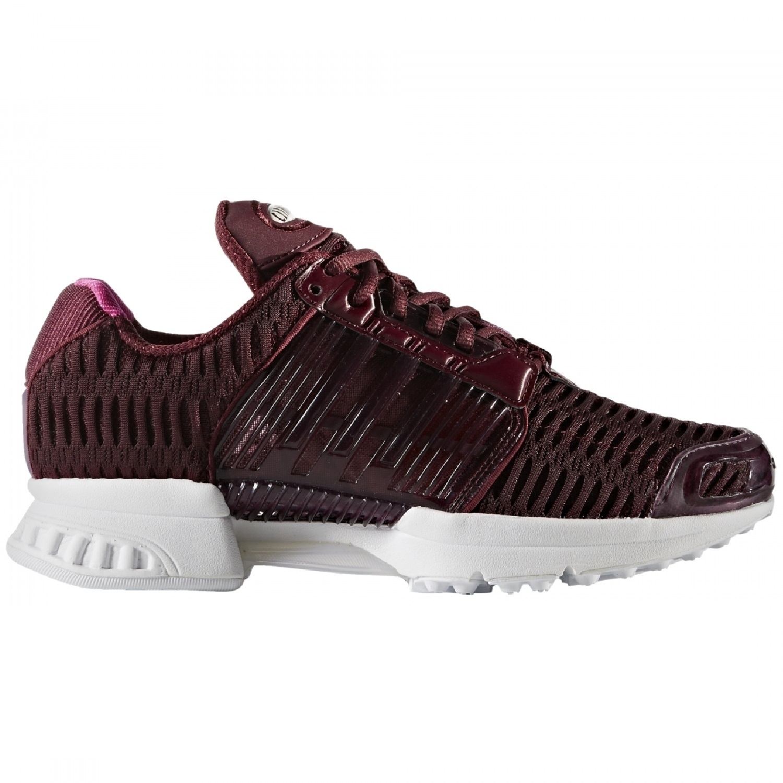 newest c6b55 7332e Sneaker Damen dunkelrot Originals 1 BB5302 adidas Schuhe Climacool wgftScqC
