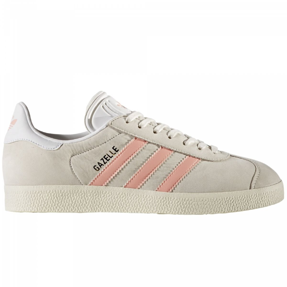 adidas originals gazelle sneaker damen schuhe beige rosa. Black Bedroom Furniture Sets. Home Design Ideas