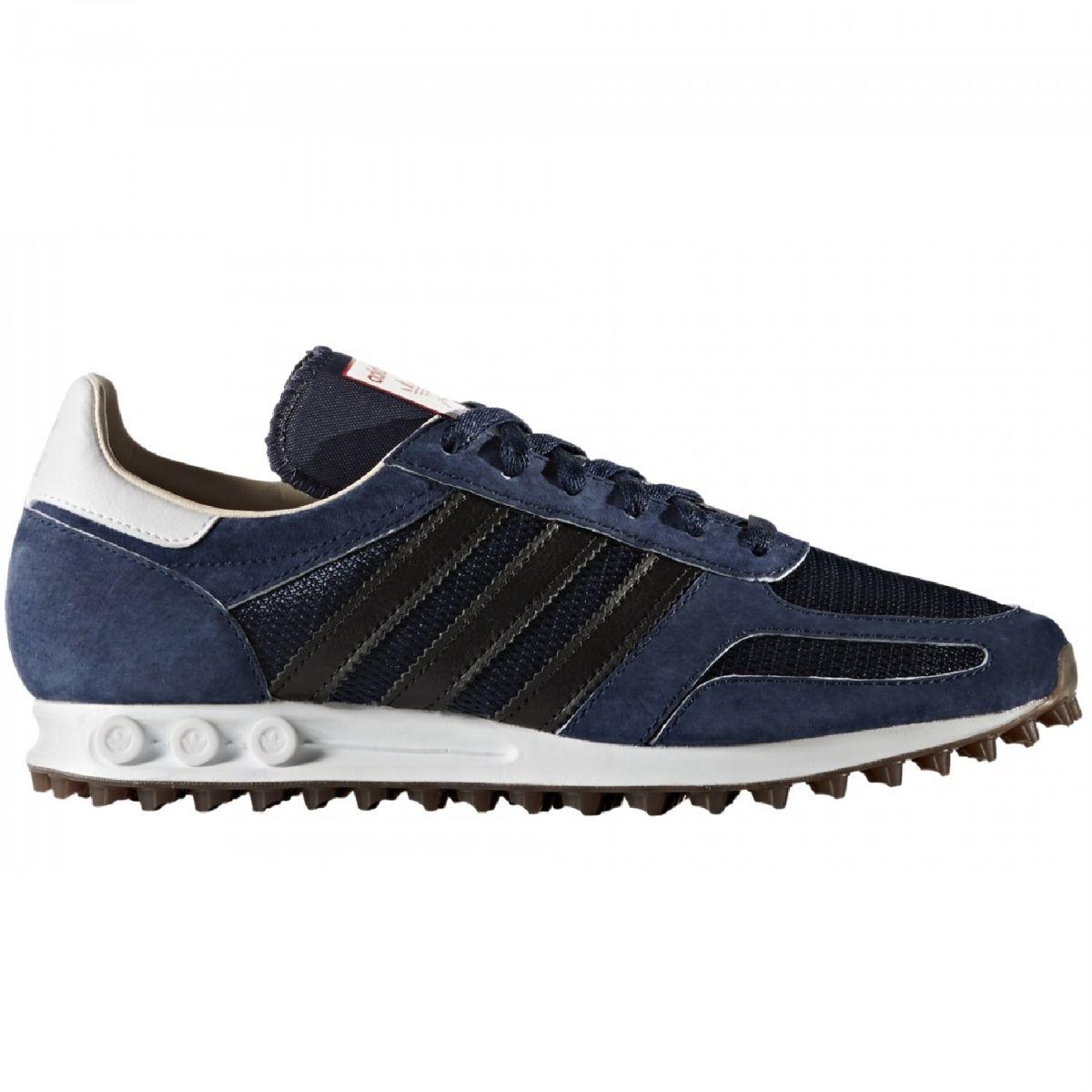 adidas originals la trainer og sneaker herren schuhe blau. Black Bedroom Furniture Sets. Home Design Ideas