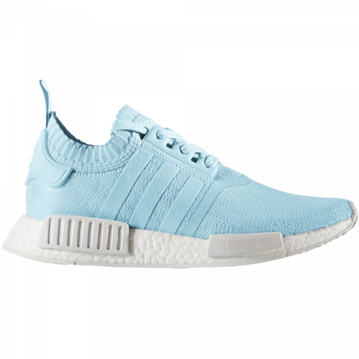 adidas originals nmd r1 pk sneaker damen schuhe blau wei by8763 sport klingenmaier. Black Bedroom Furniture Sets. Home Design Ideas