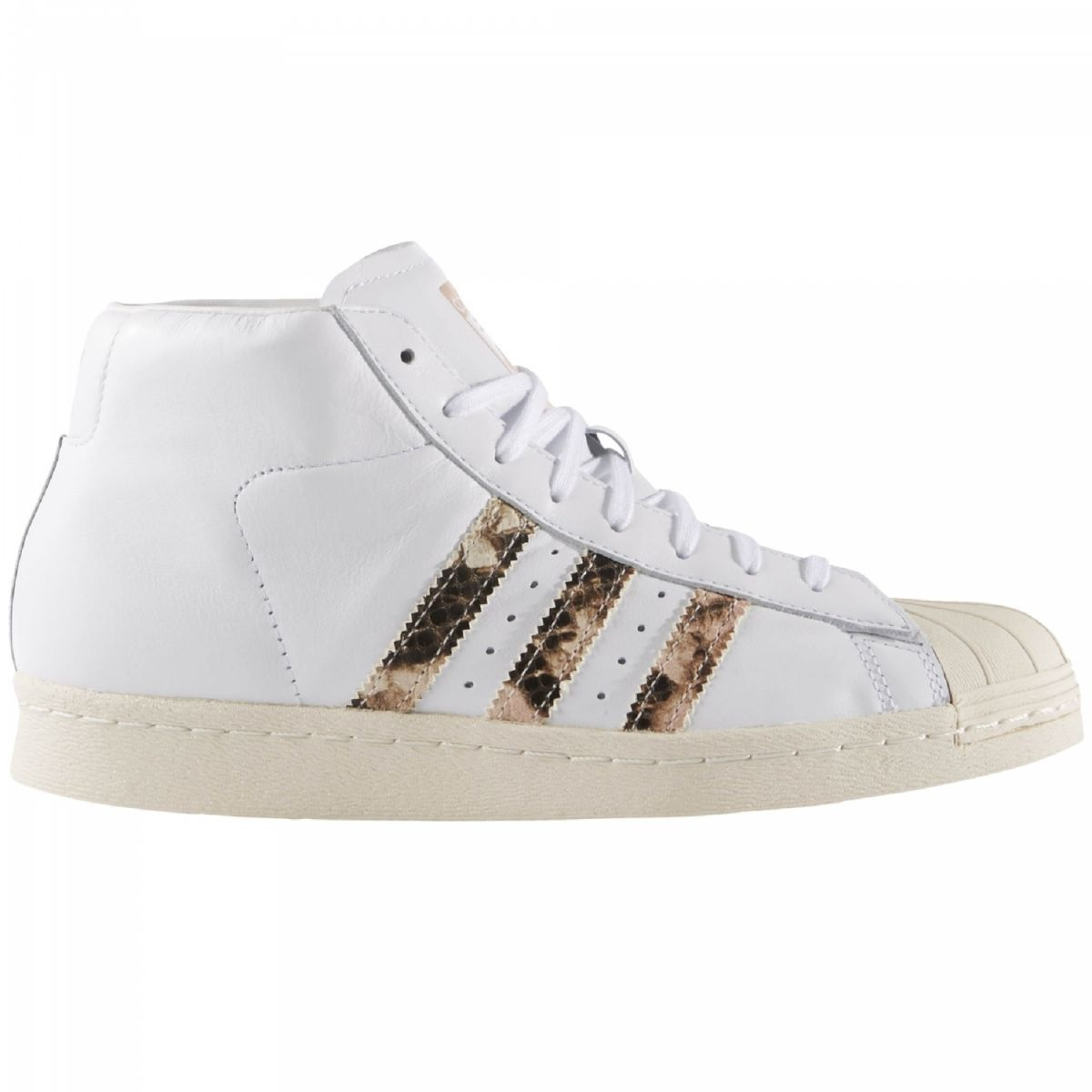 adidas originals promodel sneaker damen schuhe wei bb4946 sport klingenmaier. Black Bedroom Furniture Sets. Home Design Ideas