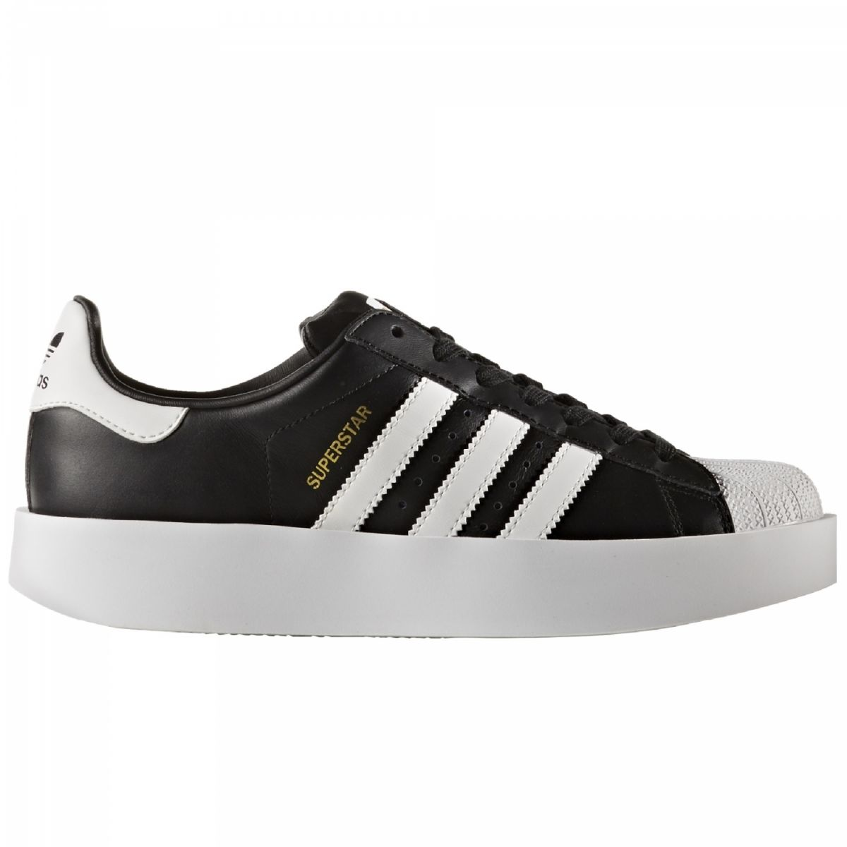 adidas originals superstar bold sneaker damen schuhe. Black Bedroom Furniture Sets. Home Design Ideas