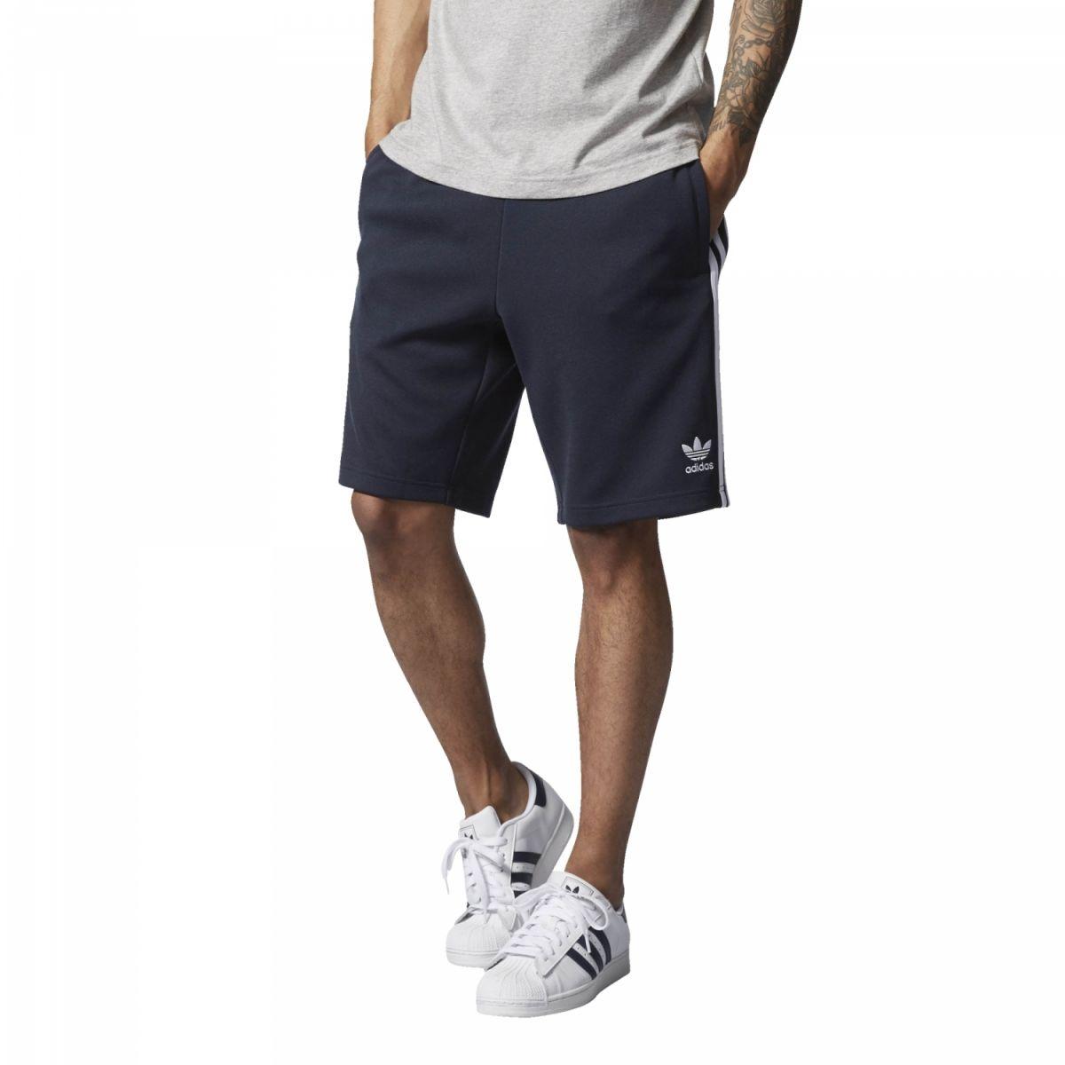 adidas Originals Superstar Shorts Herren blau weiß