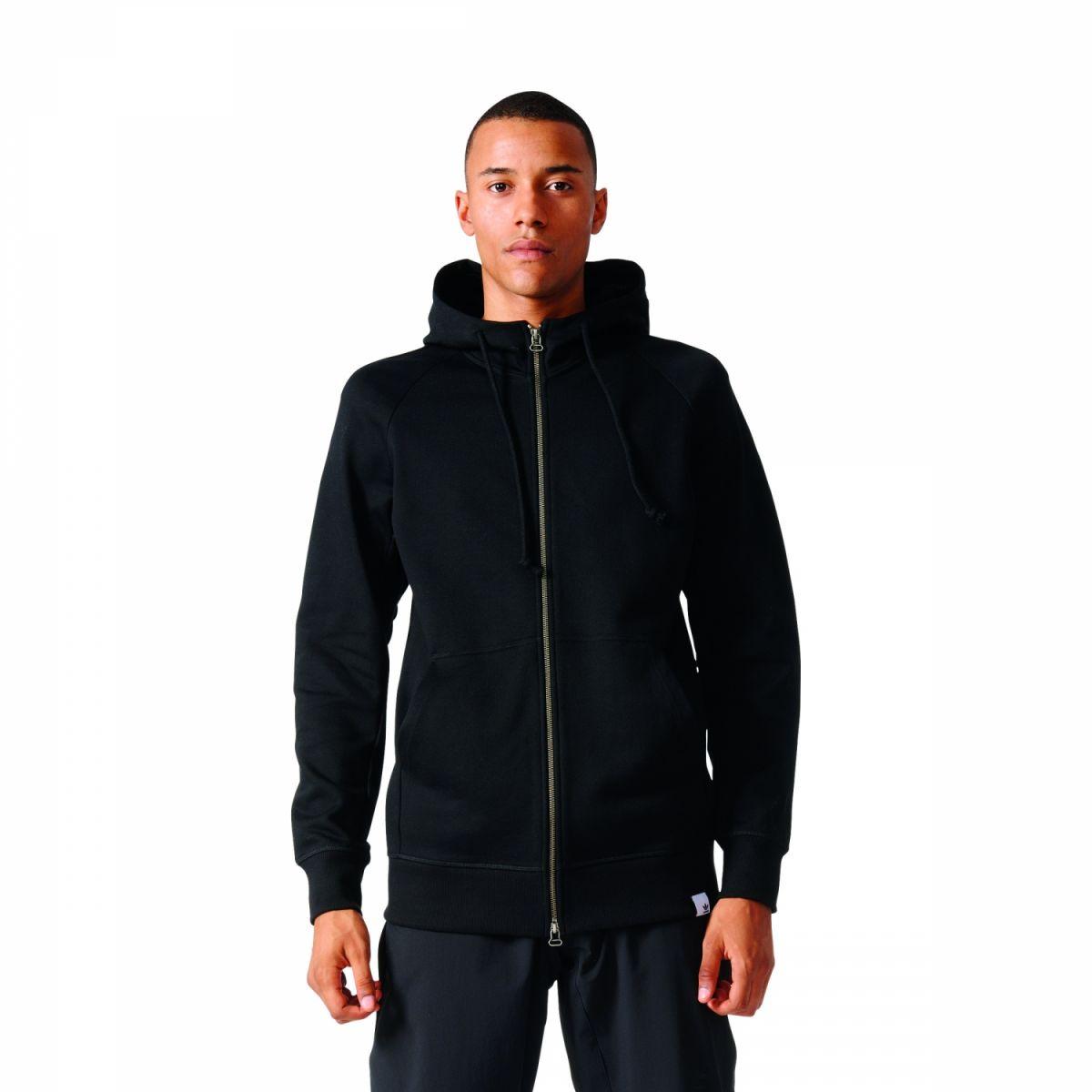 adidas originals zip hoodie herren