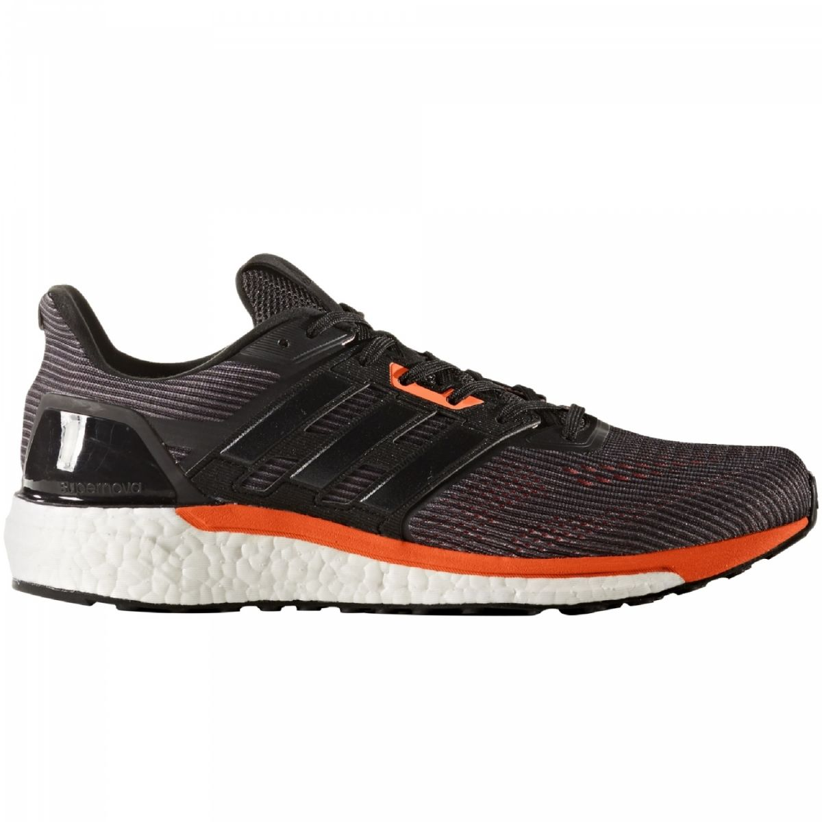 adidas supernova herren laufschuhe running schwarz orange bb3473 sport klingenmaier. Black Bedroom Furniture Sets. Home Design Ideas