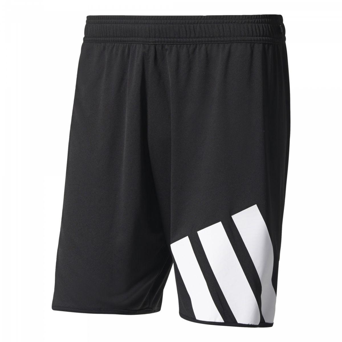 adidas Tango Stadium Icon Shorts Herren Trainingsshort schwarz weiß