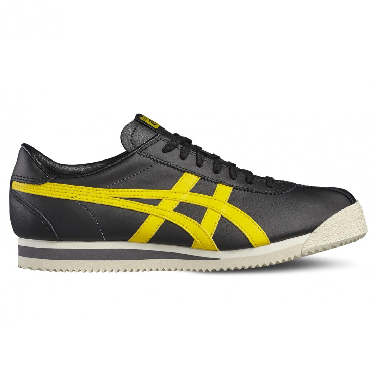 sport klingenmaier asics tiger corsair sneaker herren schuhe schwarz gelb online kaufen. Black Bedroom Furniture Sets. Home Design Ideas
