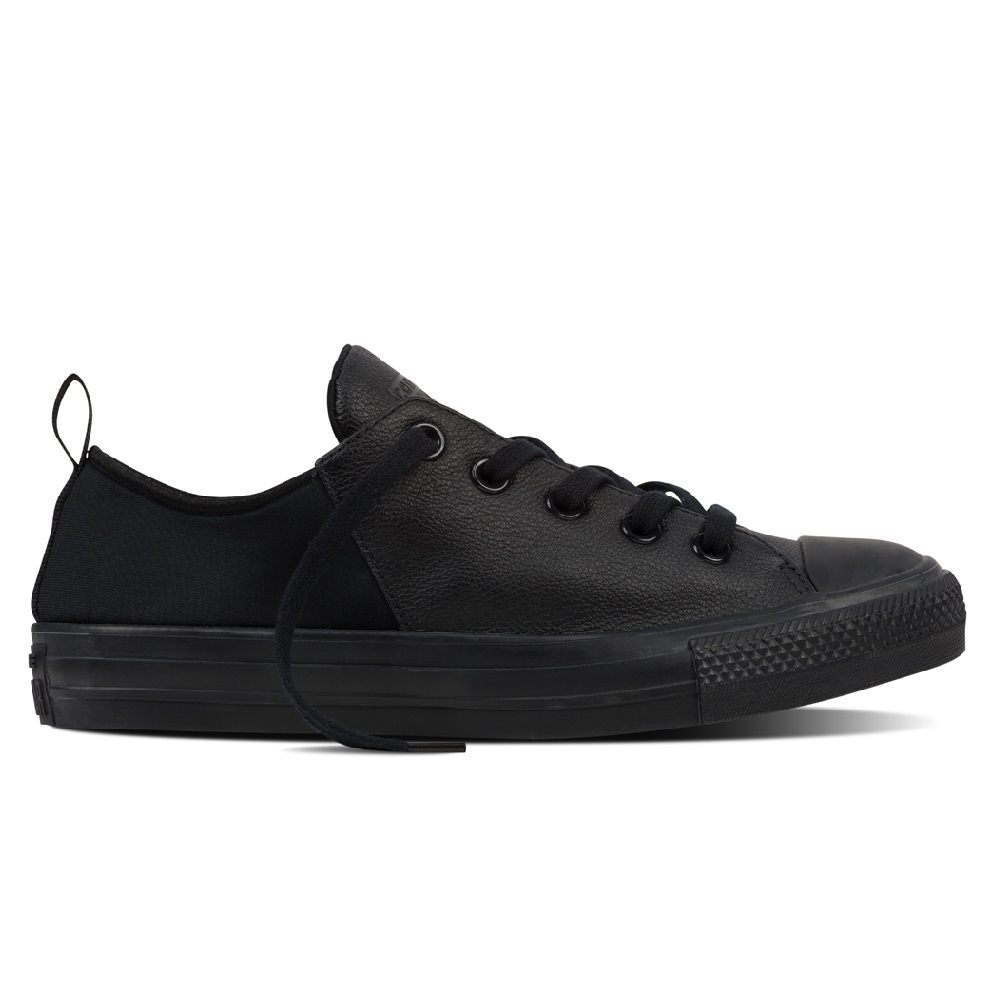 8b548811a5 ... where can i buy converse chuck taylor all star abbey mono leather damen sneaker  schwarz d0683
